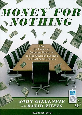 Money for Nothing By Gillespie, John/ Zweig, David/ Foster, Mel (NRT)